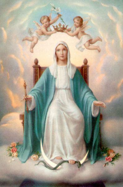 Vivere in modo virtuoso con la Madonna maria1