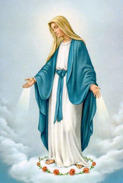 Amare la Madonna porta a fare il bene maria210