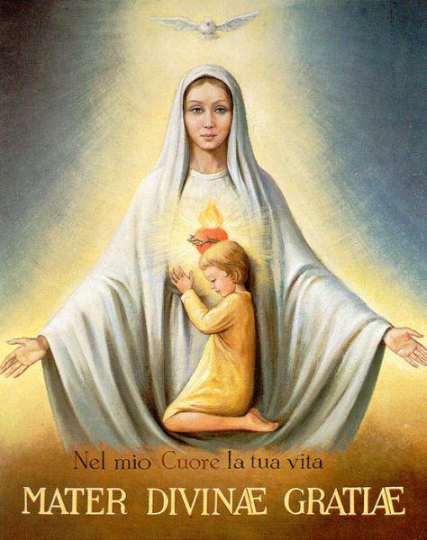 Implication éthique de la vraie dévotion à la Vierge Marie dans APOLOGIE DE LA VIE maria310