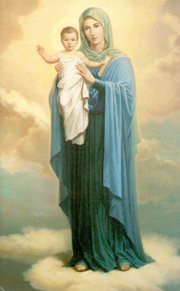 Vivre mieux avec Jésus et Marie dans APOLOGIE DE LA VIE maria410
